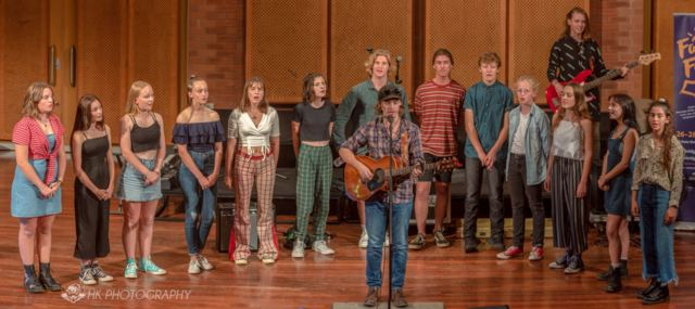 2019 Quest finale performance led by Lachy John
