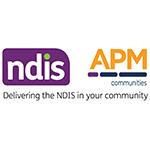 APM NDIS logo