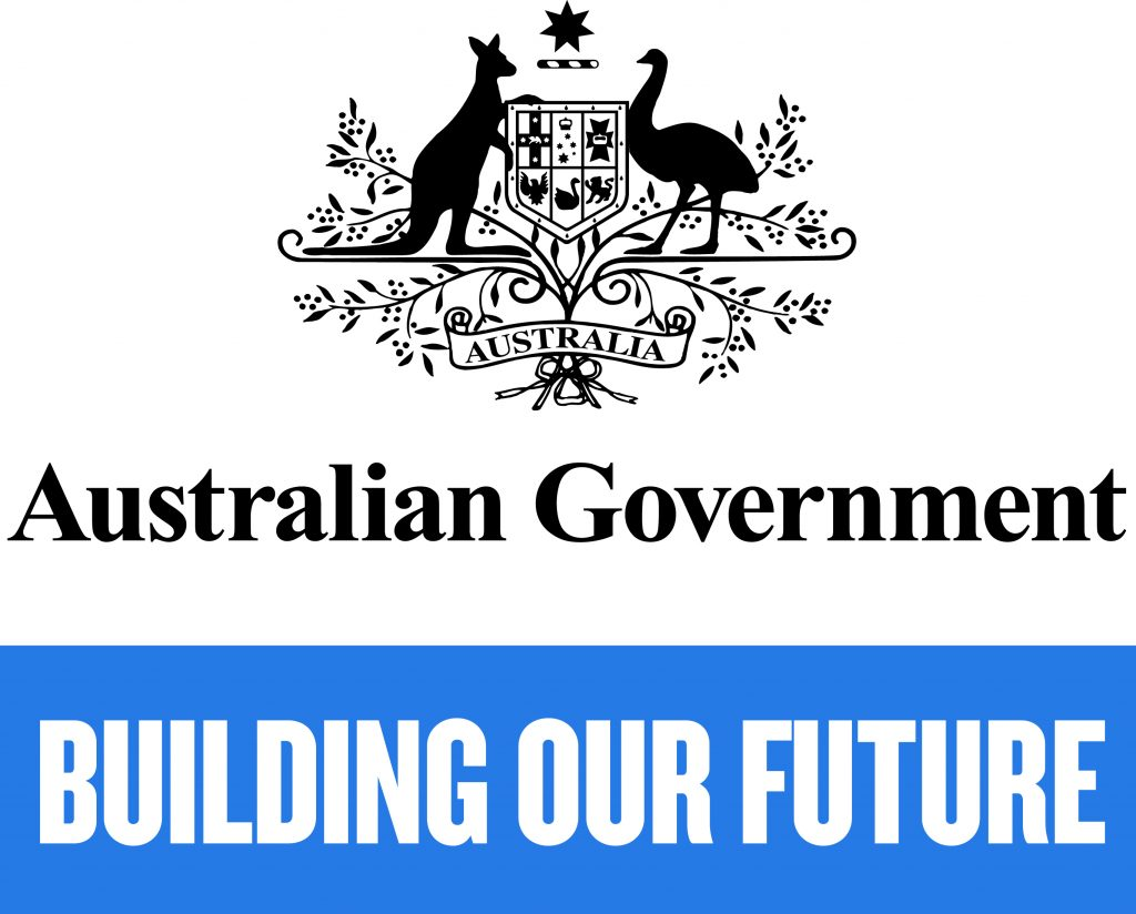 Building Our Future - logo