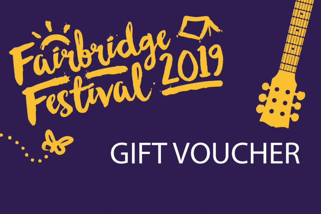 Fairbridge Festival Gift Voucher