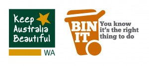 Keep Australia Beautiful and Bin It