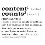 Content Counts