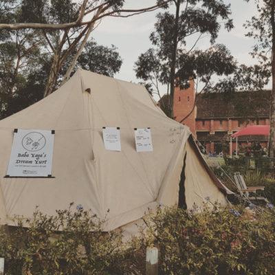 Baba Yaga's Dream Yurt