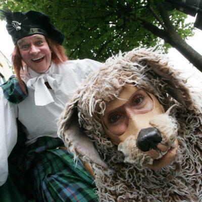 Big Rory & Ochie: Sniffer Dogs