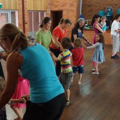 Multicultural Folk Dances w/ Perth International Dance