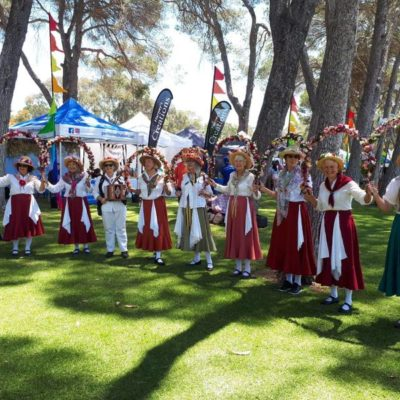The Fair Maids of Perth